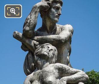 Le Crepuscule Statue