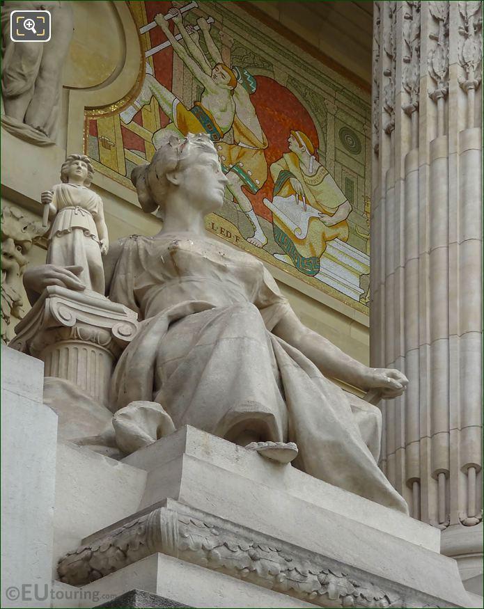 L'Art Grec Statue Grand Palais Paris