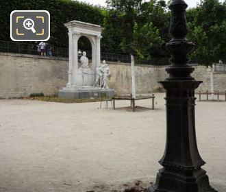 Jardin Des Tuileries Monument To Waldeck-Rousseau