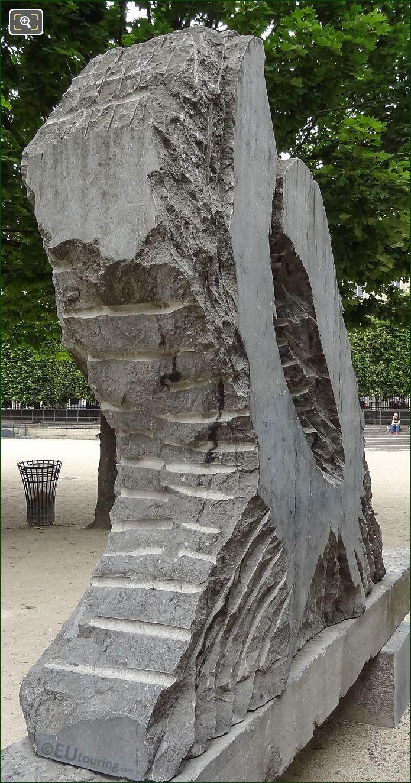 Abstract Art Sculpture Force Et Tendresse