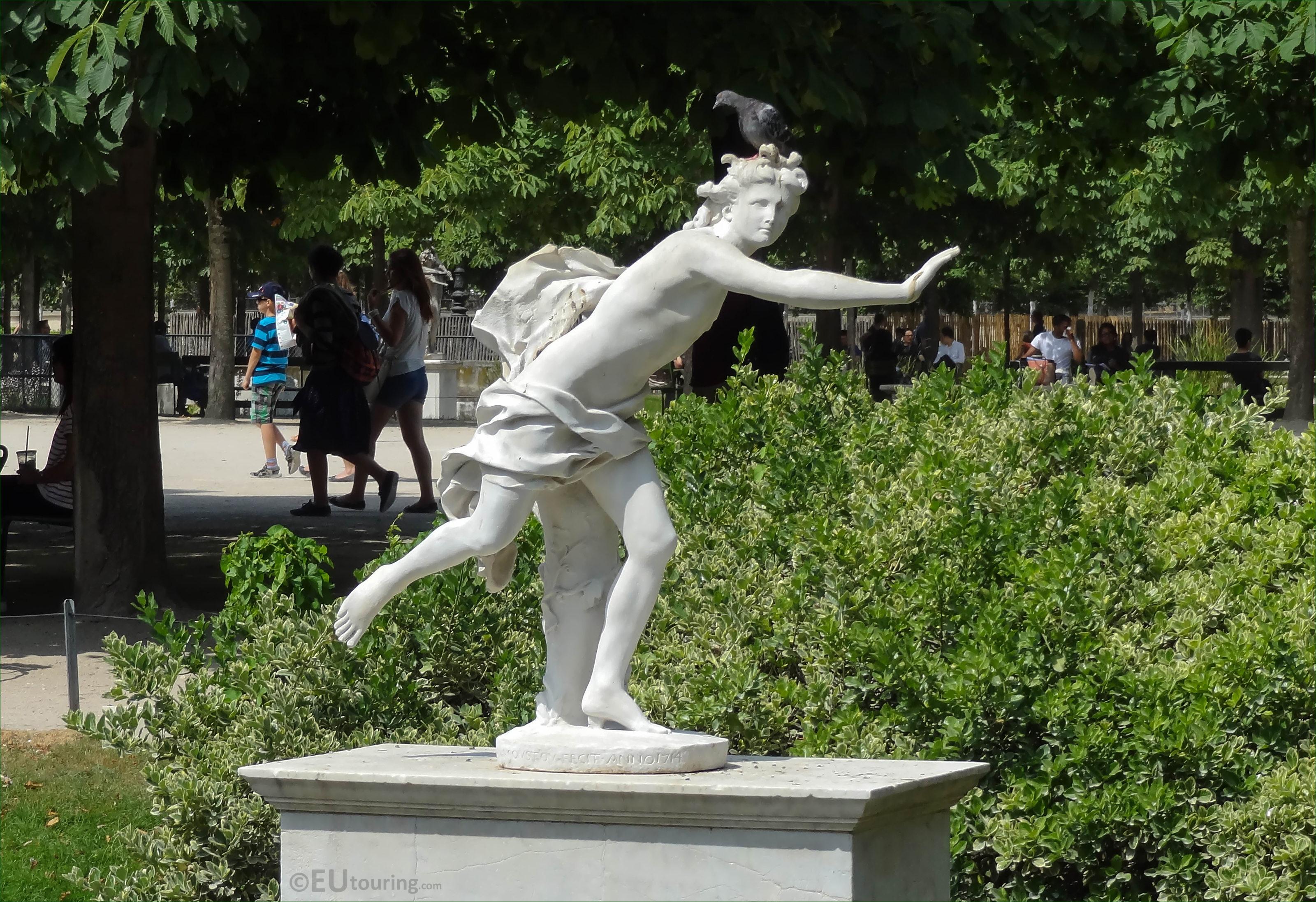 photos of apollo statue in jardin des tuileries page 714. Black Bedroom Furniture Sets. Home Design Ideas