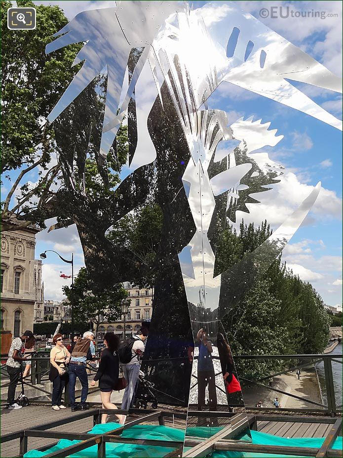 Pont Arts Contemporary Tree 5 Sculpture