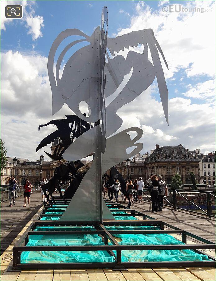 Arbre III Sculpture By Artist Daniel Hourde