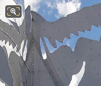 Pont Des Arts Arbre III Sculpture