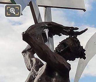 Le Ciel Lui Tombe Sur La Rete By Daniel Hourde