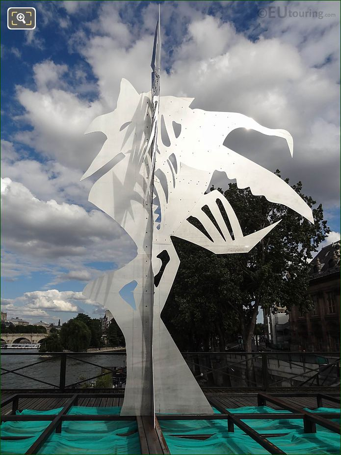 Arbre VI Sculpture By Artist Daniel Hourde