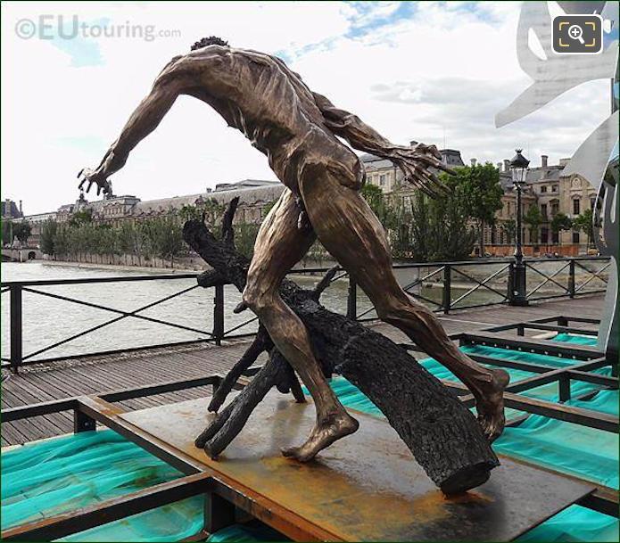 LHS Of Le Paradis Est Un Enfer Sculpture