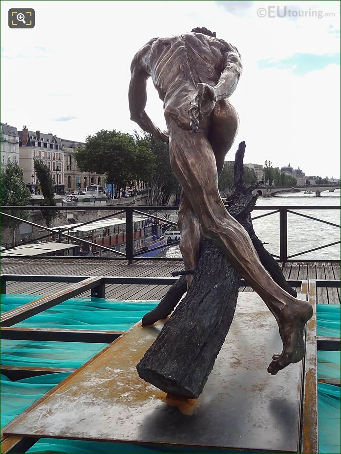 Contemporary Sculpture Le Paradis Est Un Enfer
