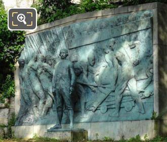 LHS Monument A La Amiral De Grasse