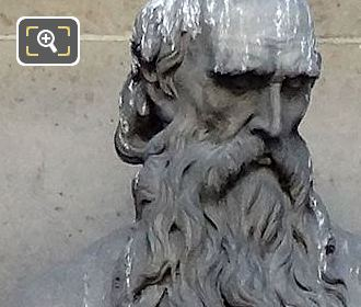 Saint Jerome Statue By Sculptor Lanno