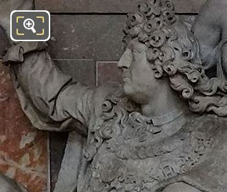 Charles, Duc de Crequy Monument By Sculptors Pierre Mazaline And Simon Hurtrelle
