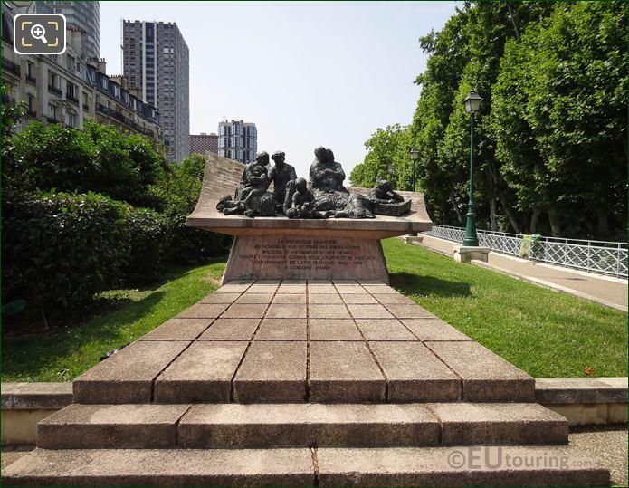 Monument Des Martyrs Juifs Du Veledrome d Hive