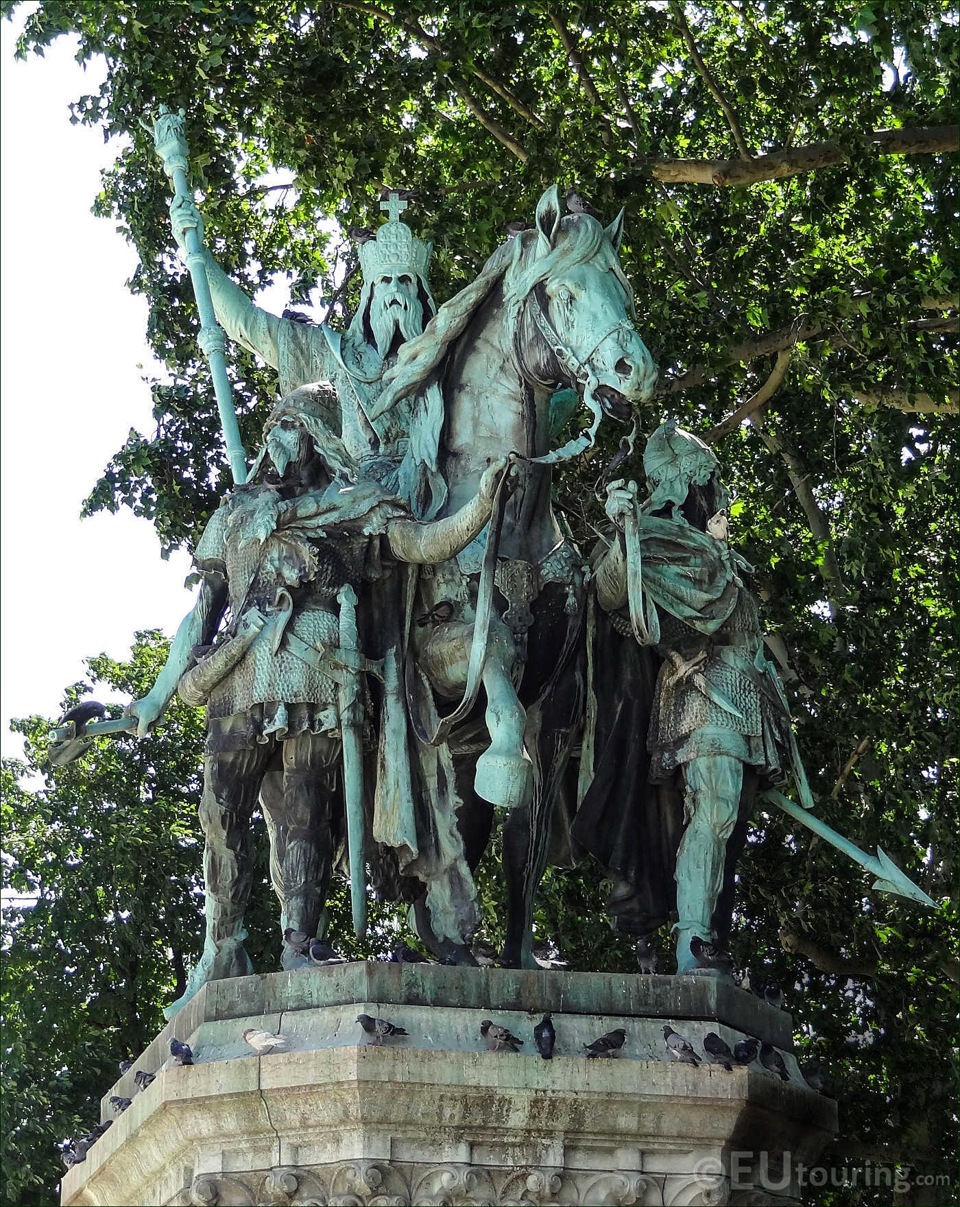 Hd Photos Of Paris Statues And Sculptures With Location Map