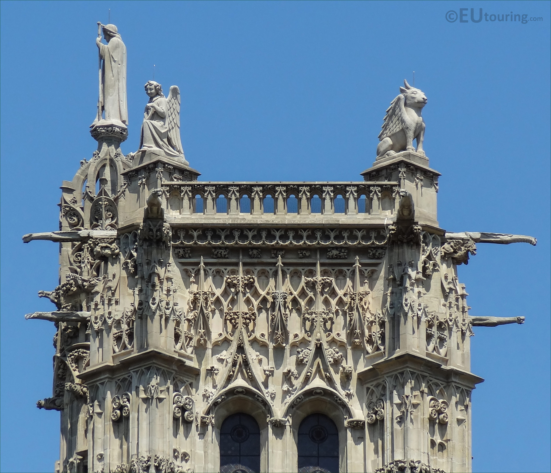 evangelists statue saint jacques on tour saint jacques page 16. Black Bedroom Furniture Sets. Home Design Ideas