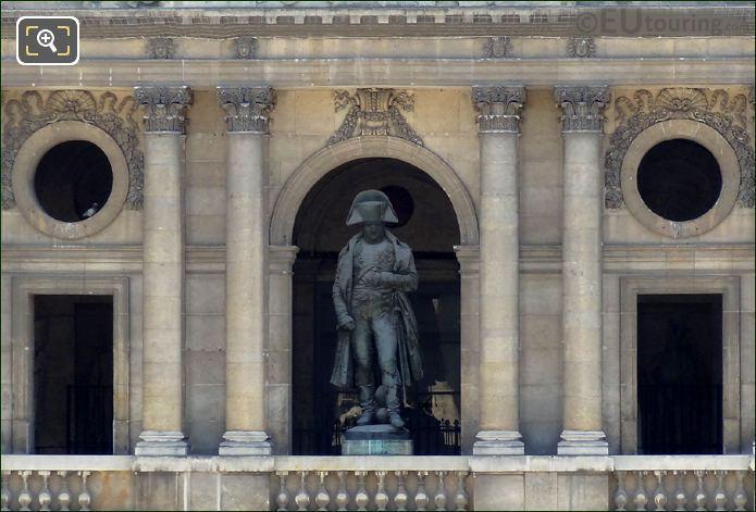 Les Invalides Napoleon Bonaparte I Statue