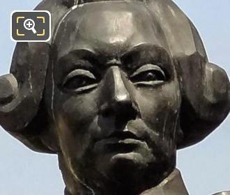 Jean Francois de Galaup statue