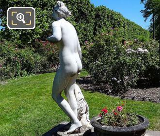 Venus Genetrix Statue By Charles Dupaty