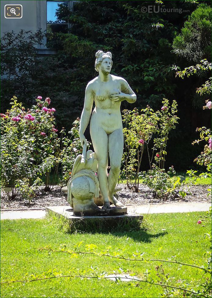 Venus Genetrix Statue Jardin Des Plantes