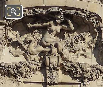 La Sirene Sculpture By Felix Charpentier