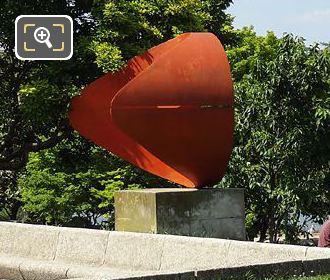 The Sculpture By Artist Marta Pan