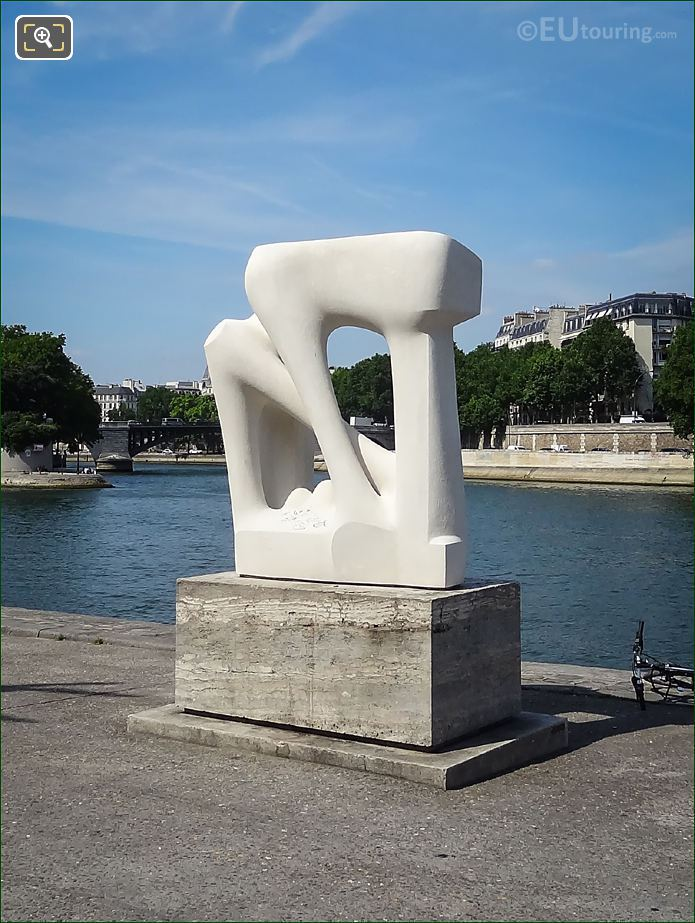 La Grande Fenetre Abstract Sculpture