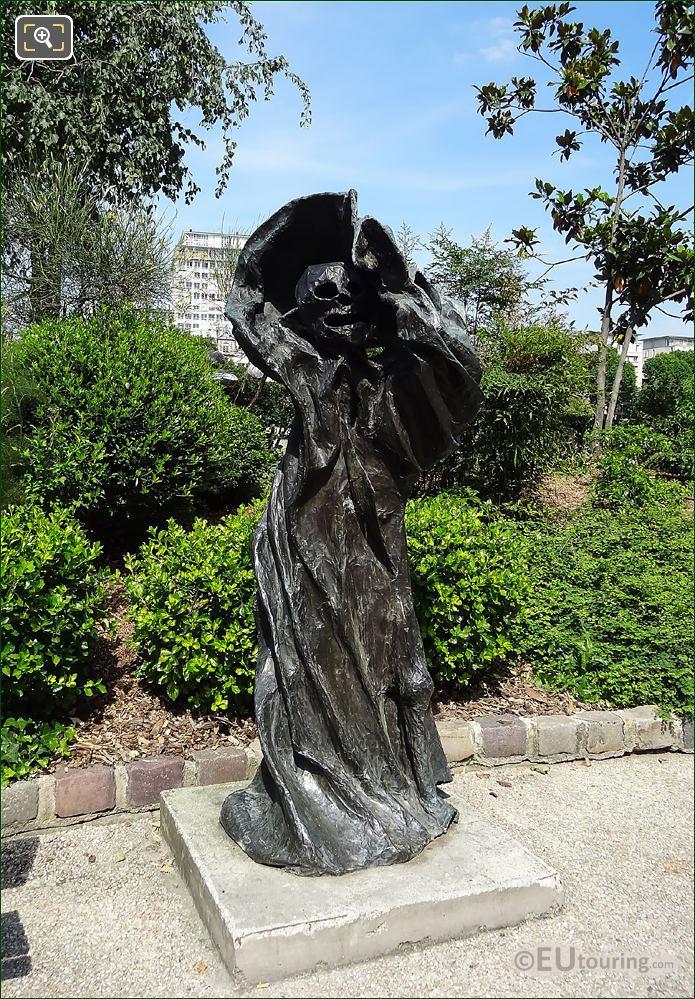 The Melmoth Statue By Reinhoud d'Haese