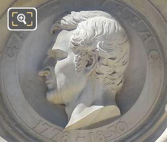 Joseph Louis Gay-Lussac Sculpture Paris