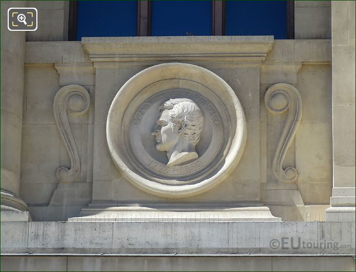 Joseph Louis Gay-Lussac Statue Paris