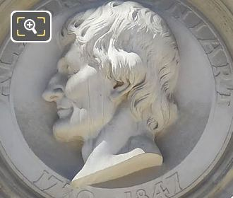 Sculpture Of Alexandre Brogniate In Paris