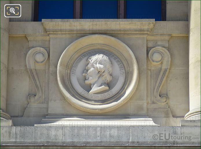 Alexandre Brogniate Sculpture