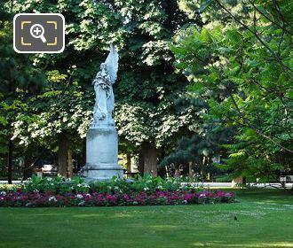 Denys Puech 1897 Statue Called Leconte De Lisle