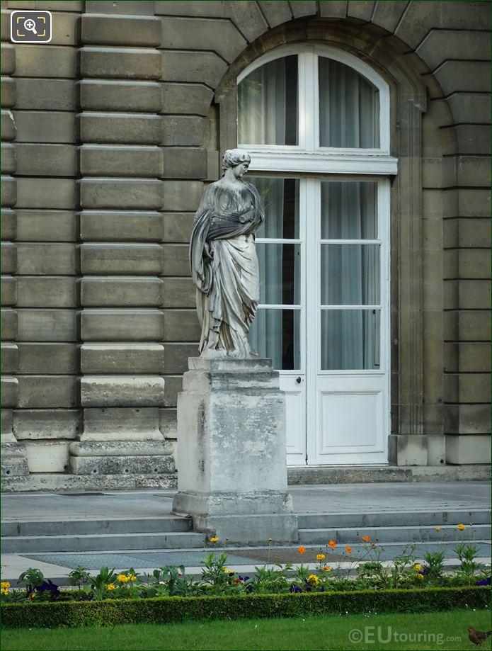 Sainte Suzanne Statue By Francois Duquesnoy