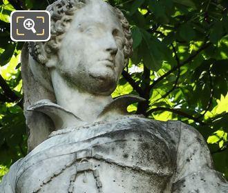 Queen Of Navarre Statue Jean d'Albret