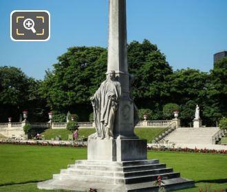 Auguste Kestner Monument Designed By Aime Jules Dalou