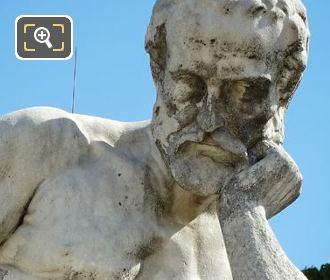Marius Debout Sur Les Ruines De Carthage Sculpture