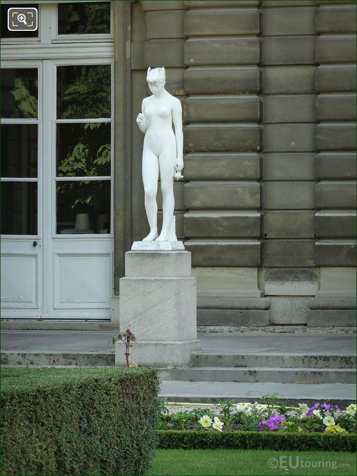 Psyche Sous l Emprise Du Mystere Statue
