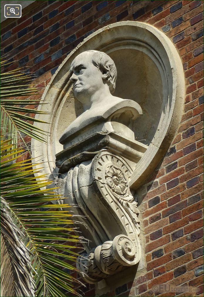 Antoine Louis Barye Statue By Raoul Francois Larche