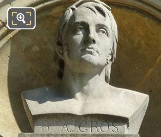 Baron Antoine Gros Bust By Joseph Fenlon