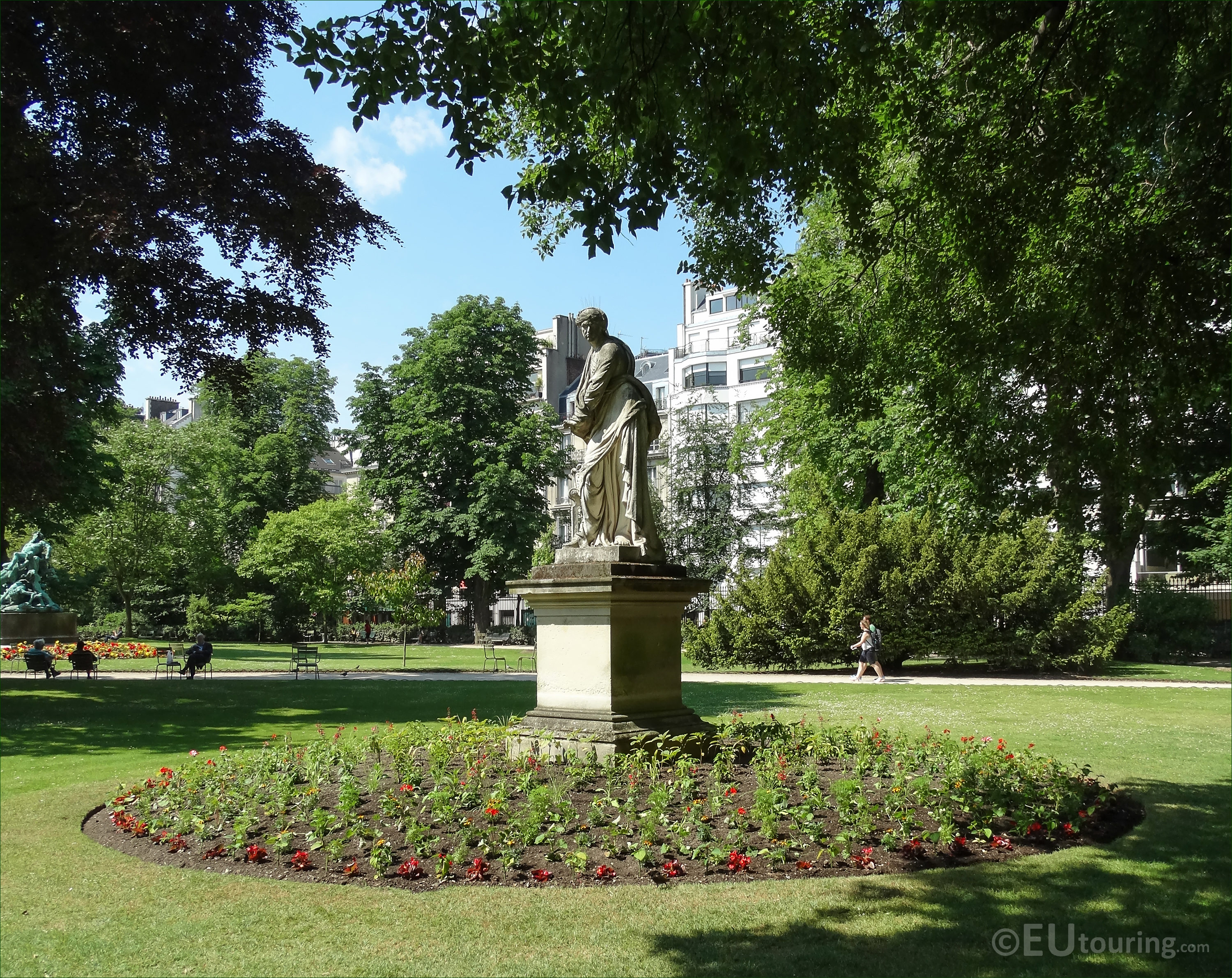 Photos Of L Hiver Statue In Luxembourg Gardens Paris Page 303