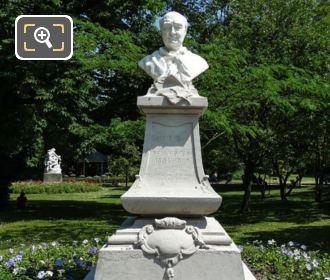 Charles Augustin Sainte-Beuve Monument