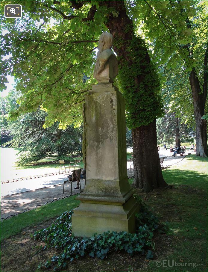 Side View Of Louis Ratisbonne Monument
