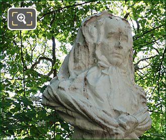 La Comtesse De Segur Statue By Jean Boucher