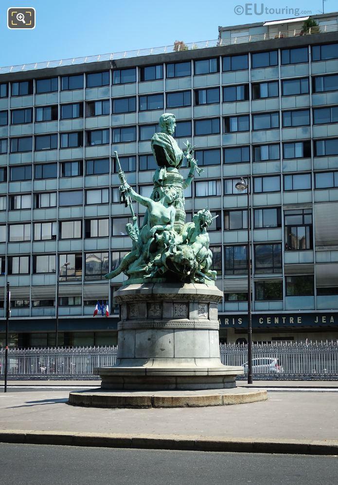 Francois Garnier Monument Avenue De l Observatoire