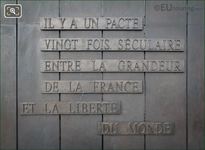 Charles De Gaulle War Memoirs Inscription