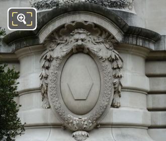 La Musique Statue Stone Pedestal