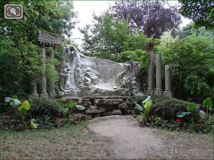Le Reve Du Poete Jardin De La Nouvelle France