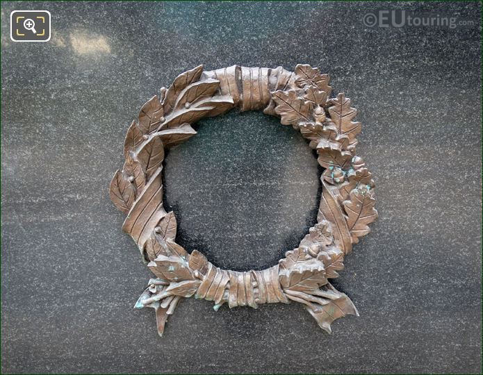 Wreath 1916-1918 Russian Expeditionary Force Monument