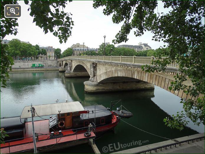 East Side Pont Des Invalides