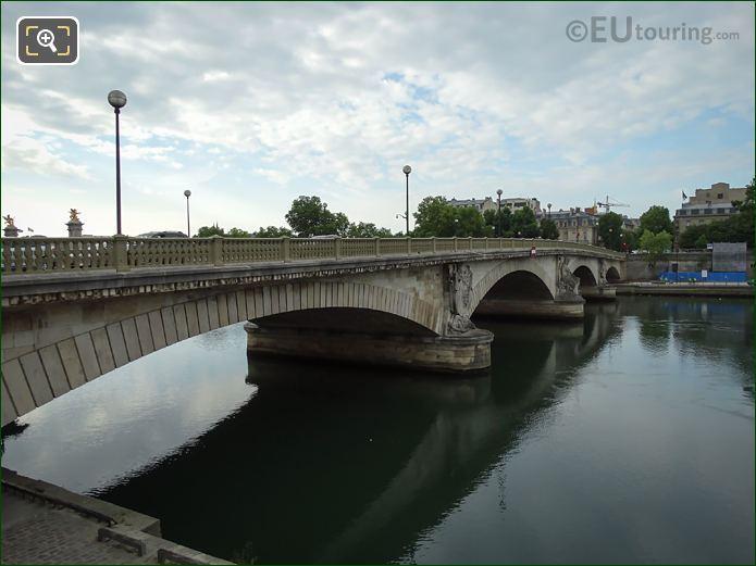 Western Side Pont Des Invalides