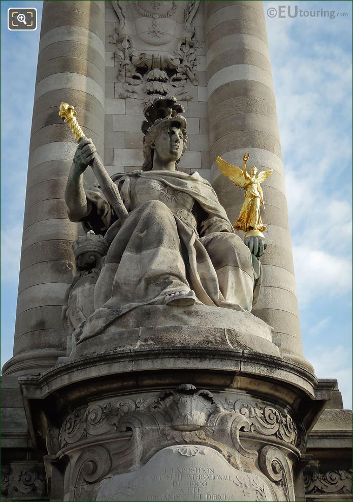 Pont Alexandre III La France De Louis XIV